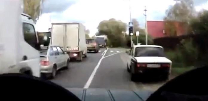 russia driver