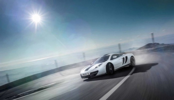 MSO 12C Concept by McLaren Special Operations