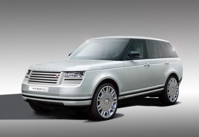 Alcraft Motor Company Range Rover Study 1