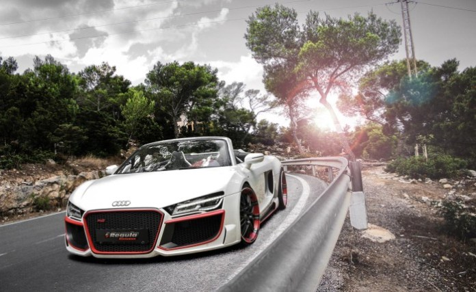 Audi R8 V10 Spyder by REGULA Tuning (3)