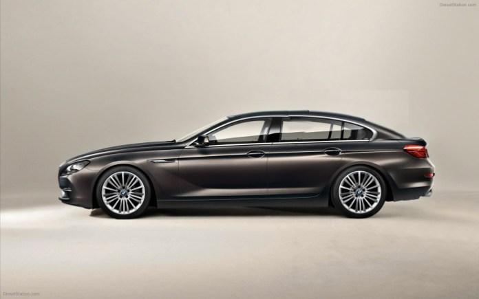 BMW 4-Series GranCoupe rendering