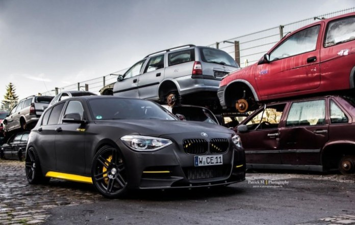BMW M135i by Manhart 9