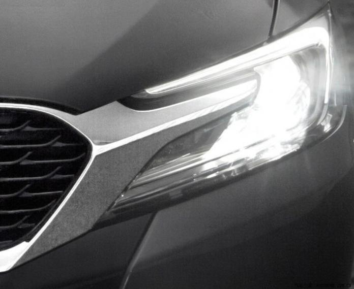 Citroen DS Teaser 1