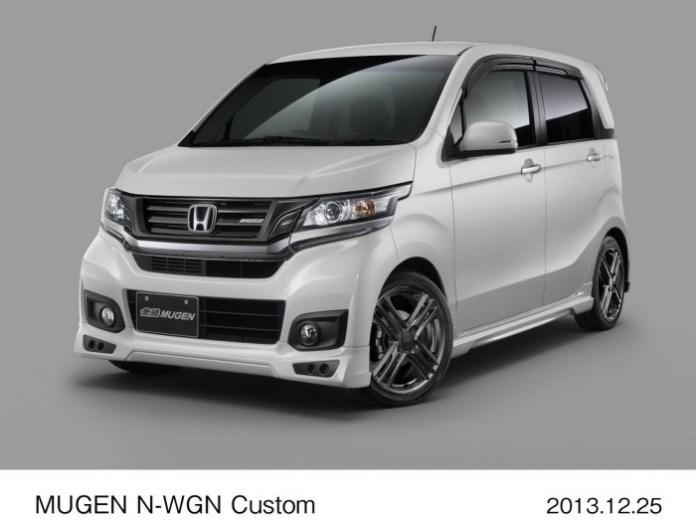 Honda N-WGN Mugen Custom