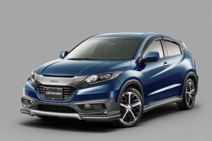 Honda Vezel by Mugen 2