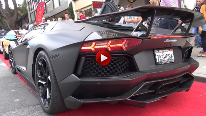 Lamborghini Aventador LP900-4 DMC Molto Veloce