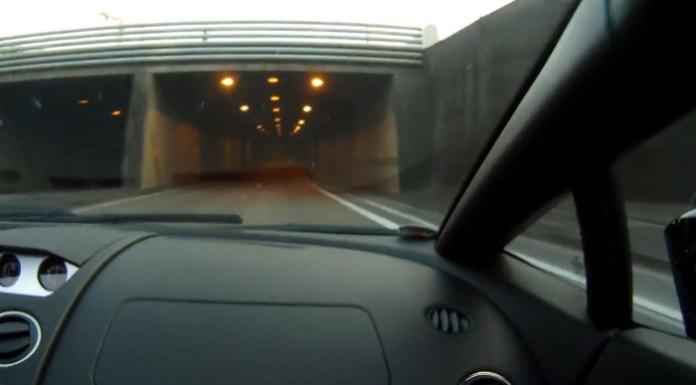 Lamborghini Gallardo Spyder sound