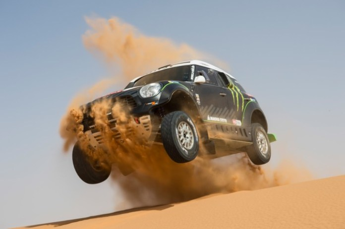 MINI for Rally Dakar 2014 (9)