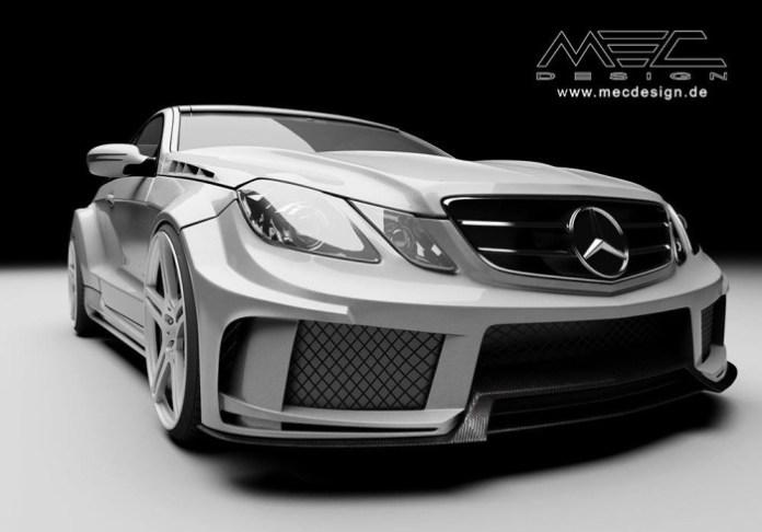 Mercedes-Benz E-Class Widebody by MEC Design (2)