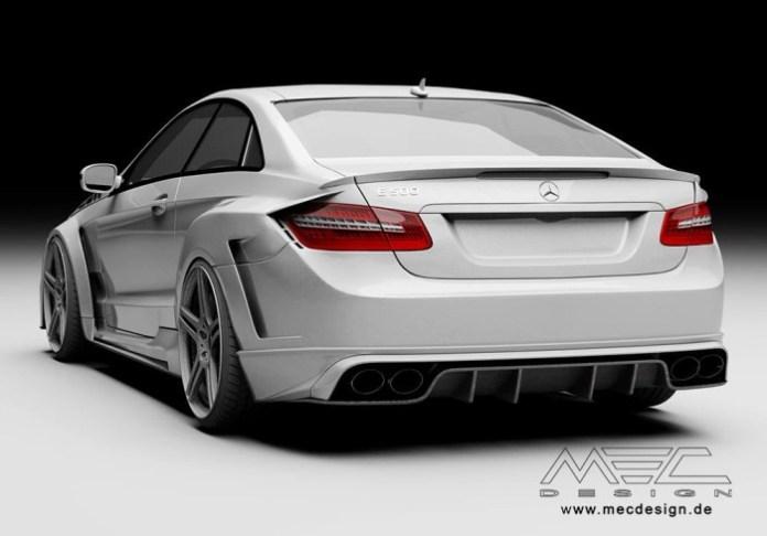 Mercedes-Benz E-Class Widebody by MEC Design (3)
