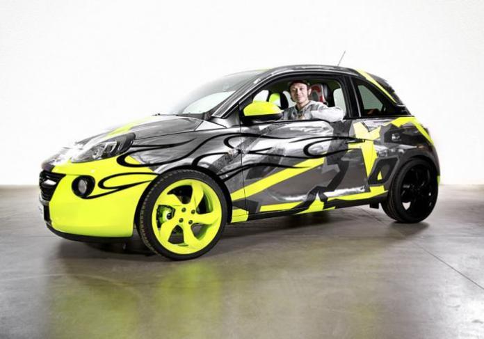 Opel Adam & Vale 1