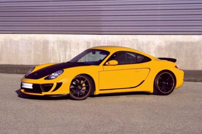 Porsche Cayman Clubsport R1 by Delavilla (2)