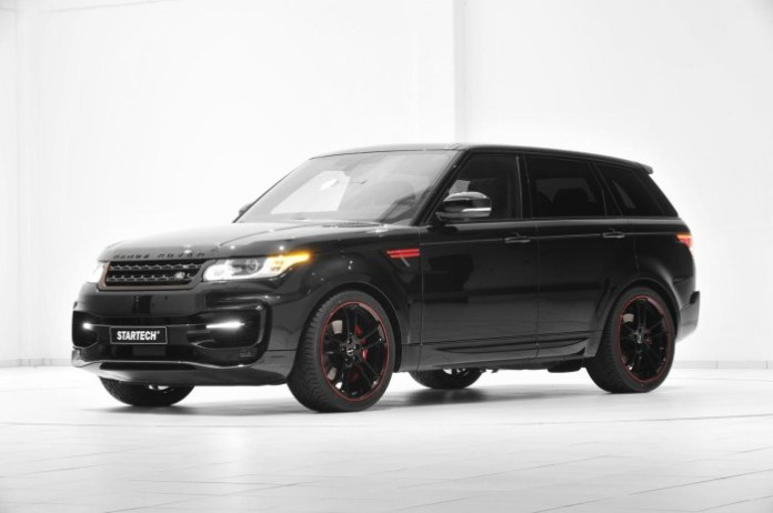 Range Rover Sport by Startech (1)