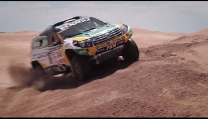 RenaultSport Dacia Duster Dakar