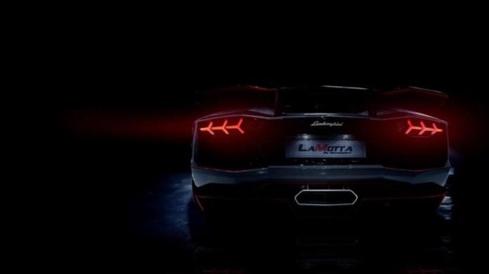 RevoZport Lamborghini Aventador LaMotta teaser