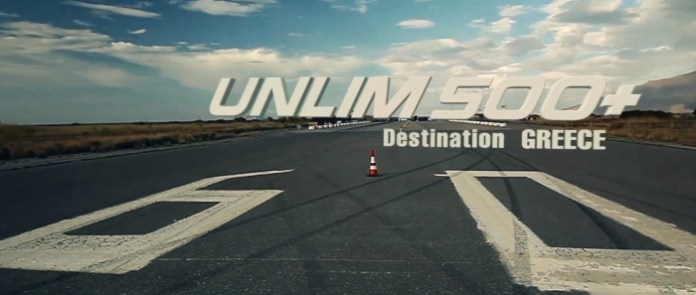 Unlim 500+ Destination Greece