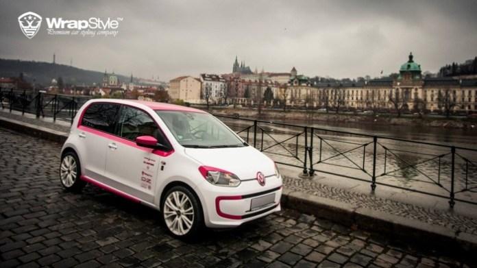 Volkswagen up for mothers (1)