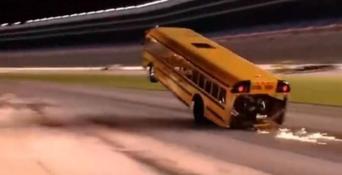 wheelie bus