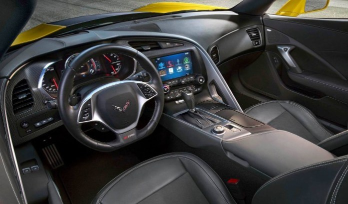 2015 Chevrolet Corvette Z06 leaked official image (3)