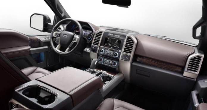 2015 Ford F-150 22