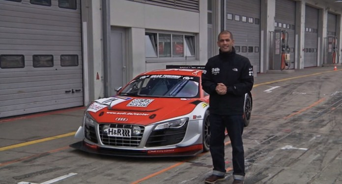 Audi R8 LMS Ultra Race Car at Nurburgring - :CHRIS HARRIS ON CARS