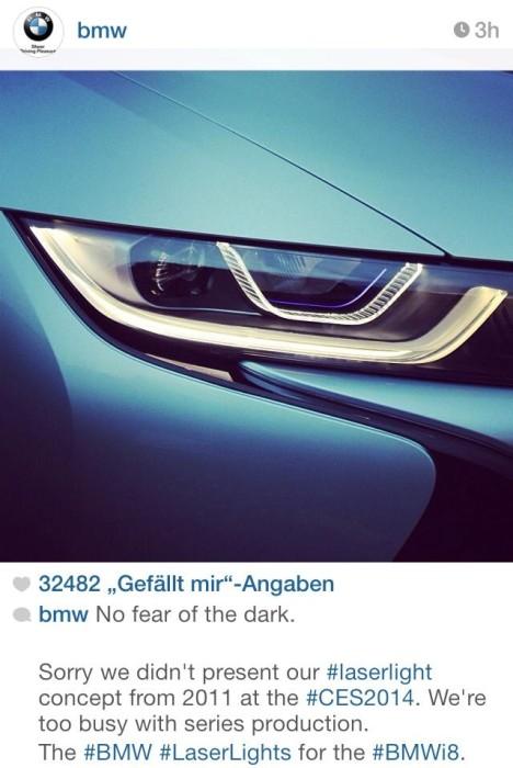 BMW trolls Audi via twitter