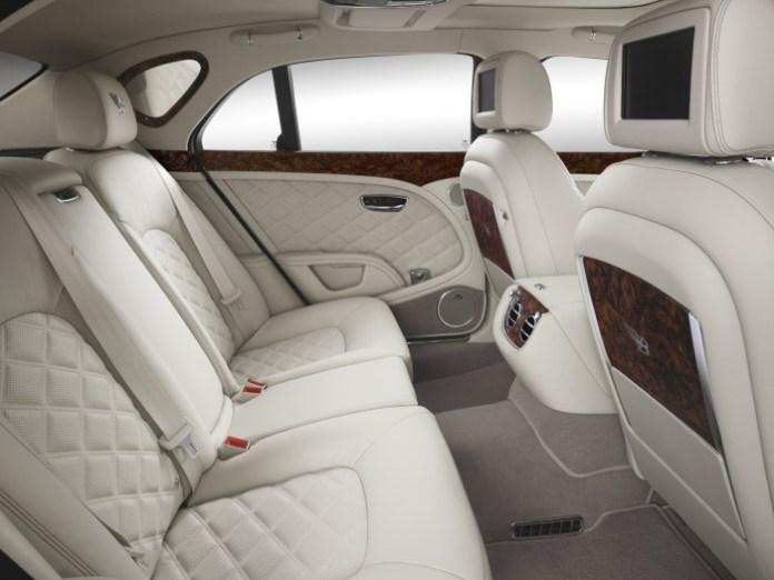 Bentley Mulsanne Birkin Limited Edition 6