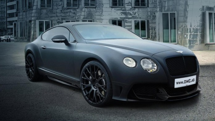 DMC Bentley Continental GT DURO China Edition 1