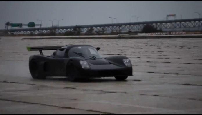 Heffner Performance Ultima GTR
