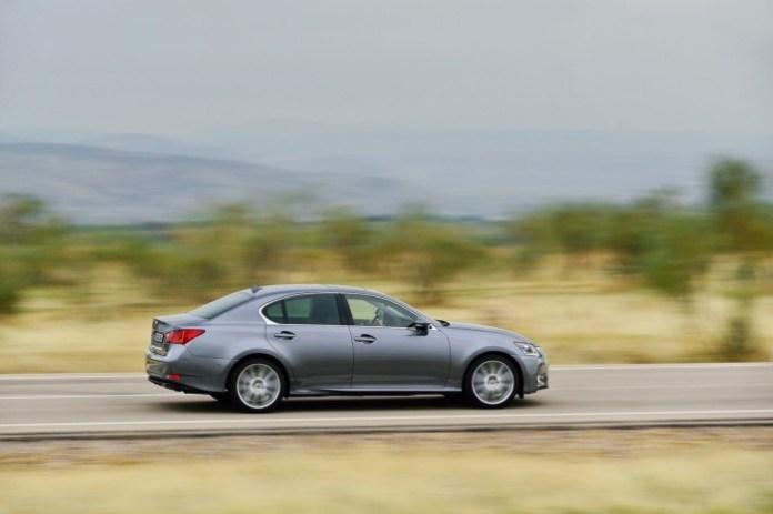 Lexus GS 300h Edition (1)
