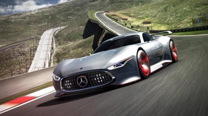 Mercedes-Benz AMG Vision Gran Turismo Racing Series 2