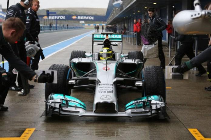 Nico-Rosberg-Mercedes-Formel-1-Jerez-Test-31-Januar-2014