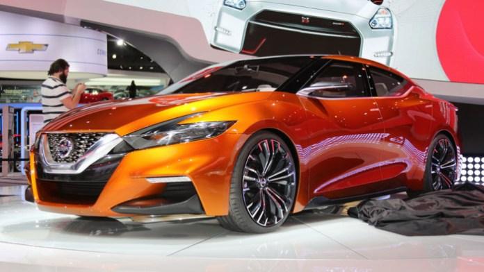 Nissan Sport Sedan Concept (1)