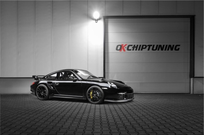 Porsche 911 (1003) GT2 by OK-Chiptuning