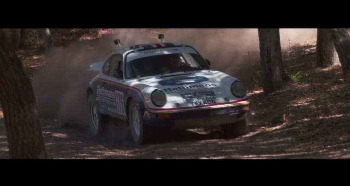 Porsche 953