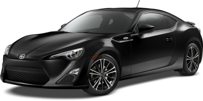 Scion FR-S Monogram Series 1