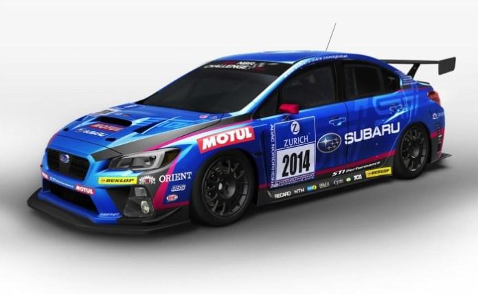 Subaru-WRX-STI-nurburgring