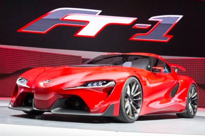 Toyota FT-1 Concept (1)