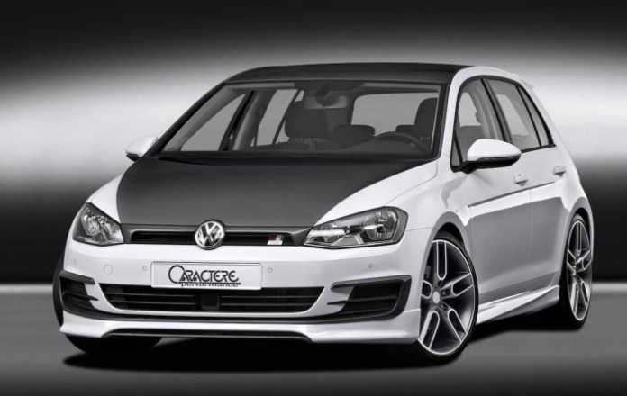 Volkswagen Golf by Caractere (4)