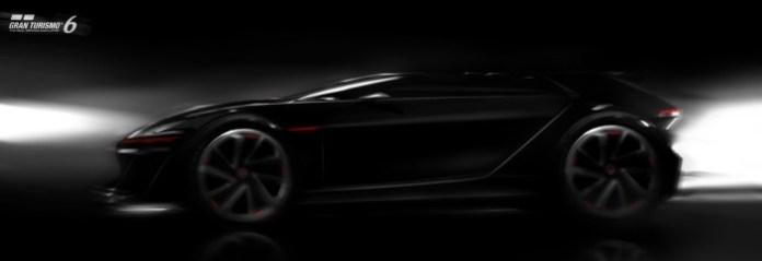Volkswagen Gran Turismo 6 Vision Concept
