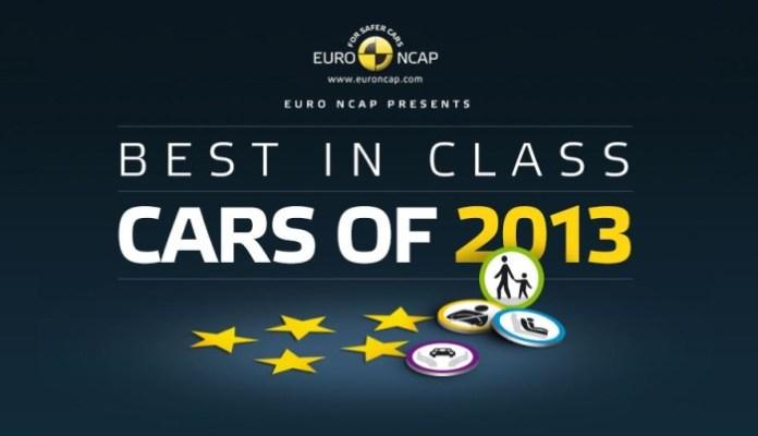 euroncap best in class 2013