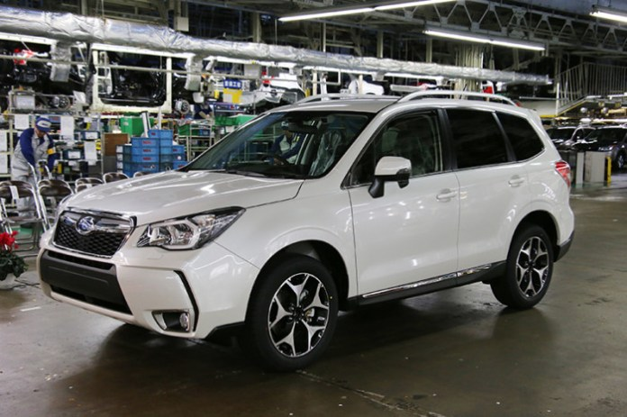 subaru-celebrates-20-million-cars-built-in-japan