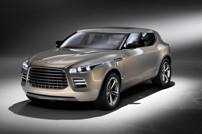 Aston Martin Lagonda portada