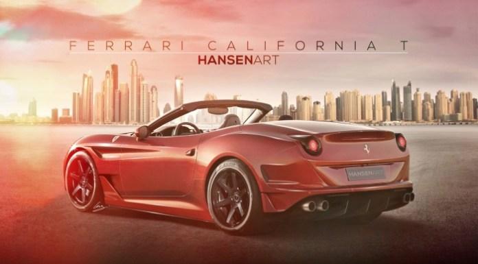Ferrari California T Gets Wide Body Kit
