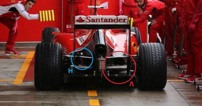 Ferrari F14-T Tech 3