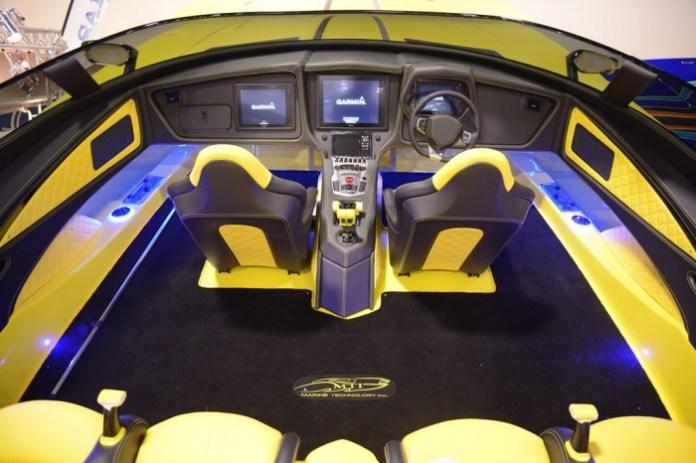 Lamborghini Speedboat (3)