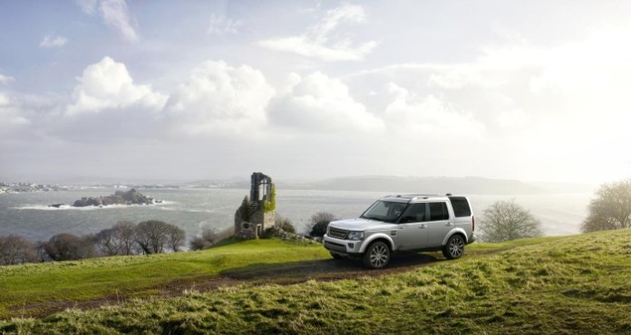 Land Rover Discovery XXV Special Edition 1