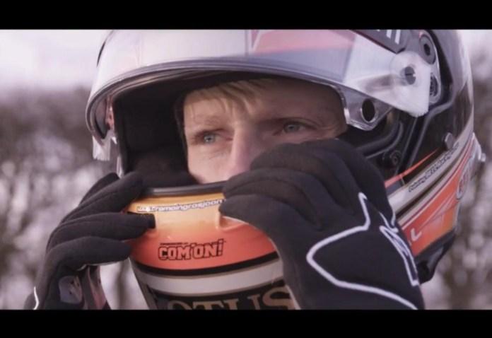 Lotus Video Romain Grosjean