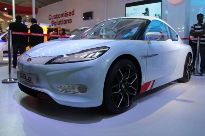 Mahindra Reva Halo Coupe EV Concept (1)