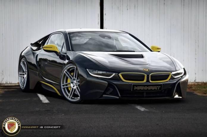 Manhart-BMW-i8-Concept